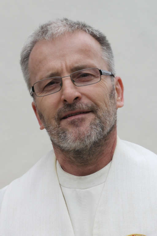 Pfarrer Meinrad Huber
